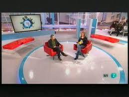 """Entrevista en TVE 2 programa """"Para todos la 2"""""""